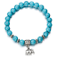 7-Chakra-Bracelet-Lava-Healing-Stones-Beaded-Gemstones-Beads-Elastic-Yoga thumbnail 26