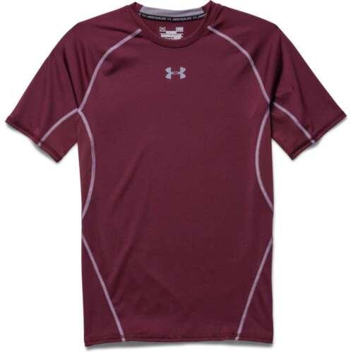 Under Armour Men/'s UA HeatGear Compression Short Sleeve UPF 30 T-Shirt Tank Top