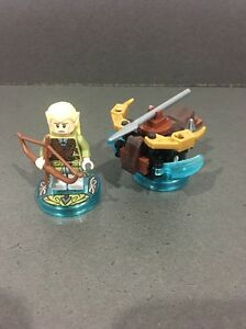 Lego Dimensions Legolas Lord Of The Rings Fun Pack Free Postage - Studley Warwickshire, United Kingdom - Lego Dimensions Legolas Lord Of The Rings Fun Pack Free Postage - Studley Warwickshire, United Kingdom