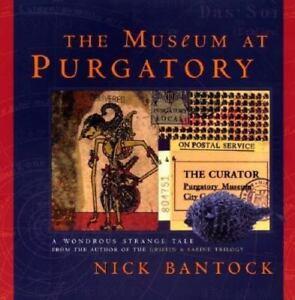 NEW-The-Museum-at-Purgatory-Byzantium-Book-by-Bantock-Nick