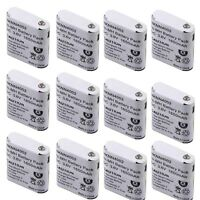 12x Ni-mh 1650mah Battery For Motorola Frs-4002a Hknn4002a 4002a Hknn4002b T9500