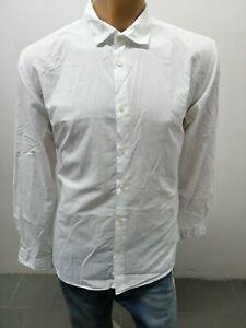 Camicia-SCOTCH-amp-SODA-uomo-taglia-size-XXL-man-chemise-maglia-t-shirt-P-5849