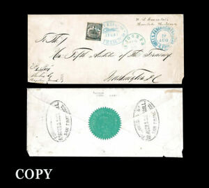 USA-1861-The-Black-Pony-the-finer-of-two-recorded-4-00-Pony-Express-COPY