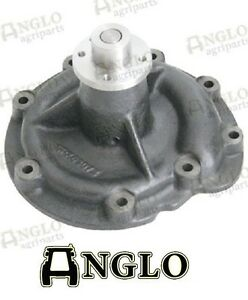 Details about Water Pump 112mm Impeller Case Tractor 884 885 895 985 995  288 International