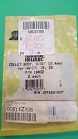 Genuine Esab Heliarc 3/32 Collet Bodies For Hw-17, 18 And 26, 4 Pcs, New, Usa