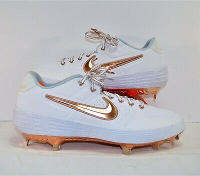 Nike Alpha Huarache Elite 2 White Rose
