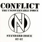 Standard Issue 82-87 [PA] by Conflict (CD, Feb-2007, S.O.S. Records)