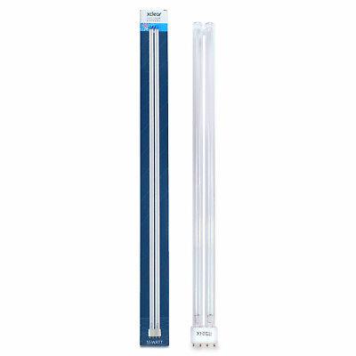 1 STÜCK UVC Lampe 55 Watt PL Sonderangebot für UVC-Klärgeräte Sockel G11 4Pin