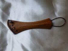 Cordiera da arpa Violino, Pernambuco, con i raccordi in titanio, migliorare VIOLINO suono!