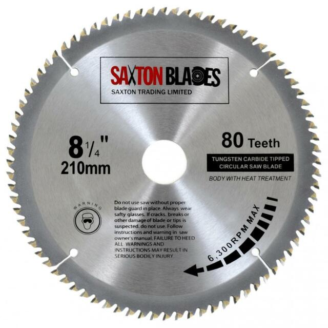 Saxton tct circular saw blade 210mm x 80t bosch makita dewalt fits saxton tct circular saw blade 210mm x 80t bosch makita dewalt fits 216mm saws keyboard keysfo Image collections