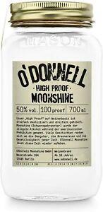 O'Donnell Moonshine High Proof 50% 0,7 l / 0,35 l ! PORTOFREI
