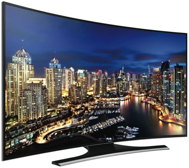 "Samsung UA65HU7200W 65""(165cm) Curved UHD LED LCD 100Hz Smart TV NEW"