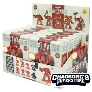 Games-Workshop-Warhammer-40K-Space-Marine-Heroes-Series-2-Display