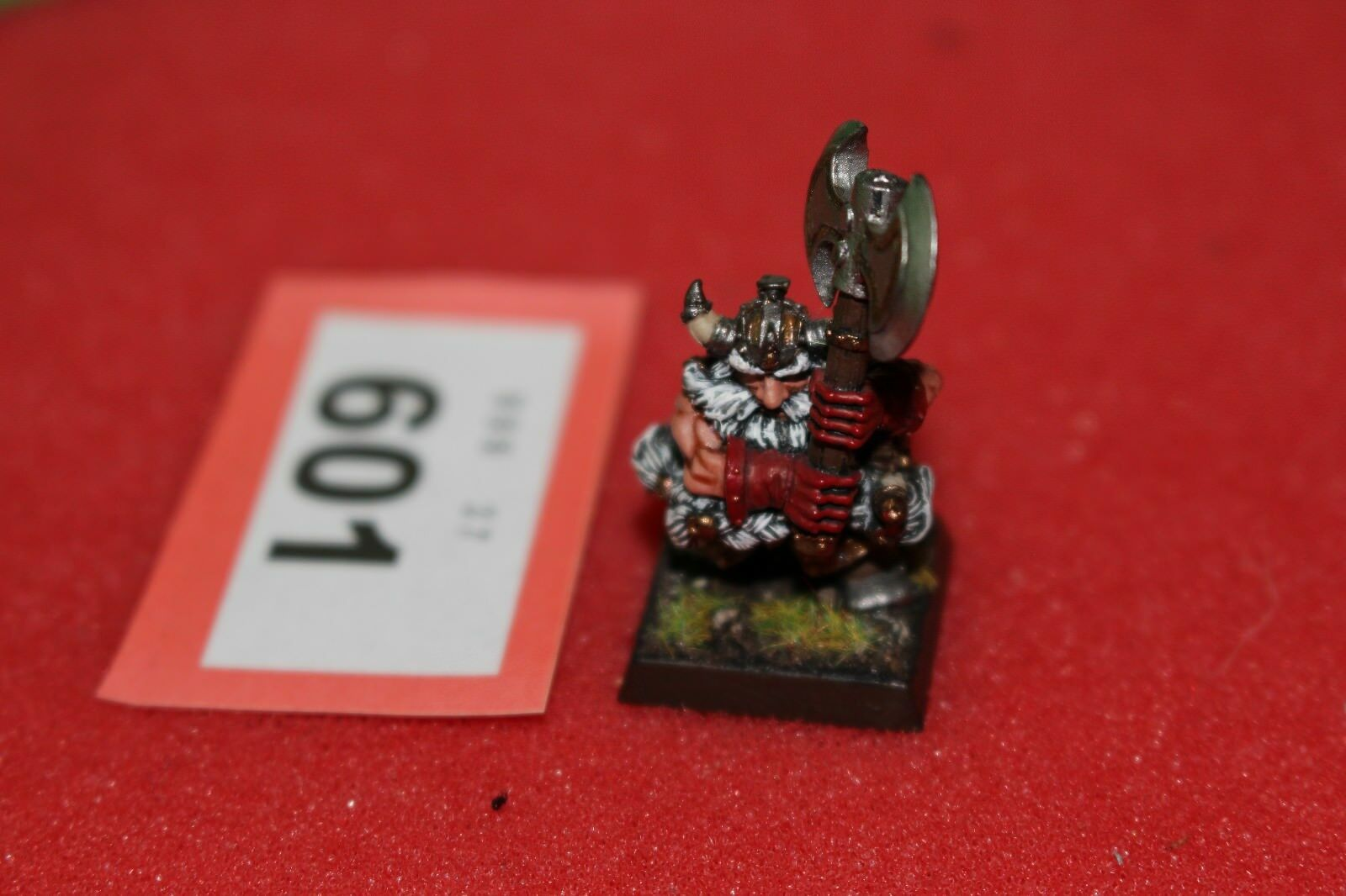 Games Workshop Warhammer The White Dwarf Metal Dwarves OOP Army Pro Painted GW