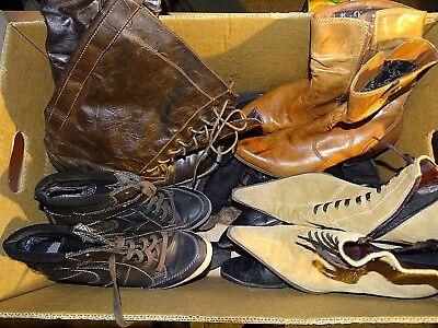 Damen Winter Schuhe-10 Paar im SET Gr.40 - für Wiederverkäufer-DWS-40-004