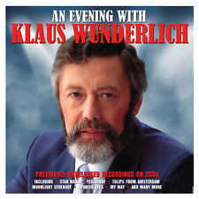 Klaus Wunderlich AN EVENING WITH 1989-95 Live Songs ESSENTIAL New Sealed 2 CD