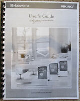 Husqvarna Viking Sapphire 835 855 875 Owner Users Guide Instruction Manual Book