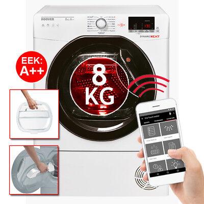 HOOVER GDX H8A2DKEX-84 Wärmepumpentrockner  EEK:A++  8kg  NFC Technologie