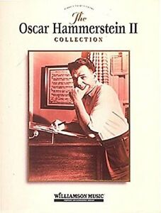 """l' Oscar Hammerstein 2 Collection"" Music Book-piano/vocal/guitare-neuf En Promotion!!!-al/guitar-new On Sale!! Fr-fr Afficher Le Titre D'origine"
