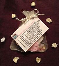 BRIDESMAID SURVIVAL KIT - WEDDING GIFT BRIDESMAIDS MAID OF HONOUR FLOWER GIRL