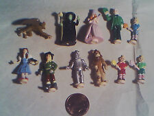 WICKED WINGED MONKEY The WIZARD OF OZ POLLY POCKET PLAYSET FIGURES LOT (11) RARE