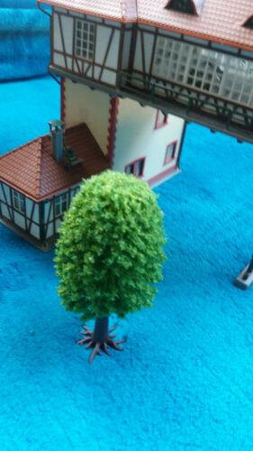 TT und H0 Neuware Modell-Bäume einzeln zur freien Wahl Spur Z N