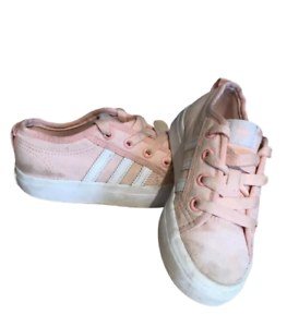 contar Honesto hazlo plano  ADIDAS ORIGINALS NIZZA Lo CL Junior UK 11K EU 29 ART CM7797 Pink | eBay