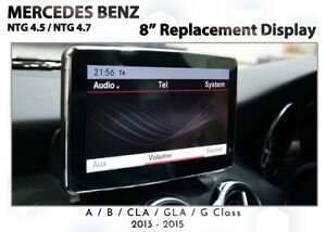 Pre-owned-Mercedes-Benz-MY13-MY15-A-B-CLA-GLA-G-Class-8-inch-display