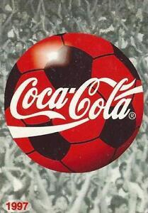 1997-Panini-Brasil-Coca-Cola-Complete-Set-1-60-World-Cup-France-039-98-Bolivia-97