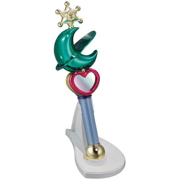 Sailor Moon Proplica Prop Neptune Transformation Lip Rod Bandai Tamashii 1 1