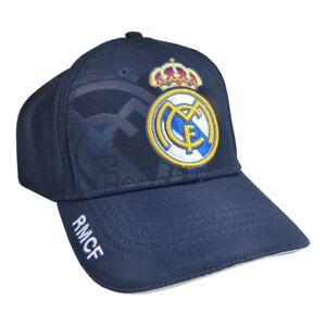 Détails sur Chapeau Base Ball Real Madrid Rmcf Football Casquette Base Ball Ps 04879