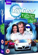 Top Gear - Perfect Road Trip 1 & 2 [2 DVDs] *NEU* DVD
