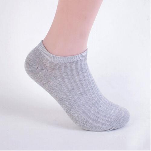 Thin Ventilation Boat Socks Men Accessories Pure Color All Cotton Socks