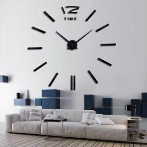 Wall-Clock-3d-Diy-Acrylic-Mirror-Horloge-Stickers-Living-Room-Quartz-Needle