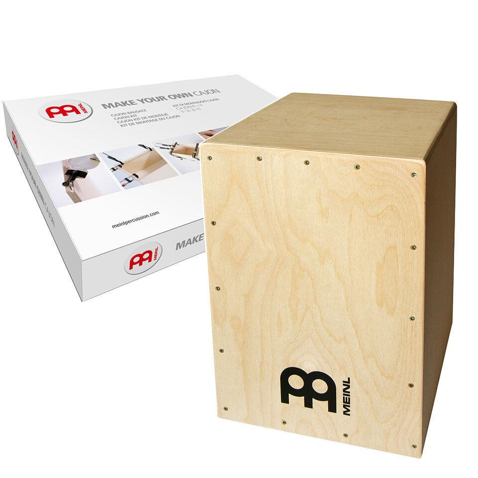 Meinl Make Your Own Cajon Box Set, Baltic Birch - MYO-CAJ