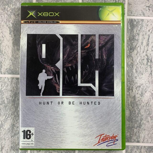 RLH (Run Like Hell) Jagd oder gejagt werden Original XBOX pal komplett VGC