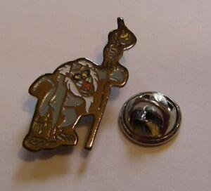 DISNEY-LION-KING-RAFIKI-with-walking-stick-CAPH-BELGIUM-vintage-pin-badge-Z4X