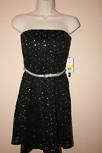 0249427e86f Image is loading NWT-As-you-wish-formal-prom-dress-strapless-