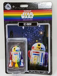 Star Wars Droid Depot R2-D2 Style R2-RN8W Figure Disney Rainbow Collection