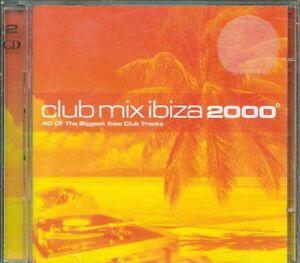 Club-Mix-Ibiza-2000-Basement-Jaxx-Moloko-Fragma-Atb-2X-Cd-Ottimo