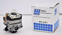 Genuine Walbro Wyl-218-1 Carburetor For Makita Blower Wyl-218 Wyl218