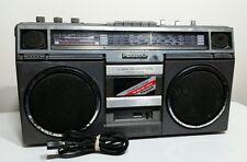 Vintage Panasonic RX-5031 FM/MW/SW1/SW2 boombox radio