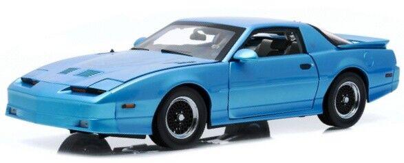 1989 Pontiac Trans Am blu 1 18 12933