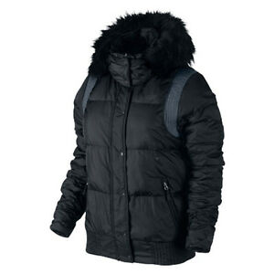 Details about Nike Women's Alliance Jacket 550 Down Jacket & Hooded Vest XS (541418 604)