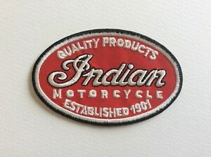 A254-PATCH-ECUSSON-INDIAN-MOTO-1061-10-6-CM