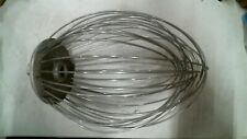 Hobart D20 Stainless Steel Industrial Wire Whisk 2 Paddles Spiral Mixer Amp Bowl