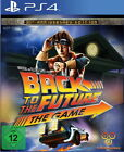 Back To The Future -- 30th Anniversary Edition (Sony PlayStation 4, 2015)