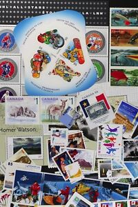CANADA-Postage-Stamps-2005-Complete-Year-set-collection-Mint-NH-See-scans