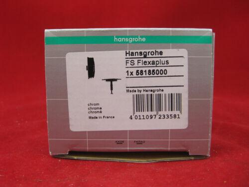 Hansgrohe Farbset Flexaplus 58185000 Fertigset 58185 Griff Stopfen Wannenablauf