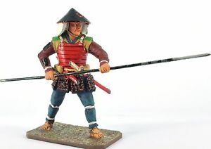 YARI ASHIGARU Samurai Del Prado (AGSAM011) | eBay